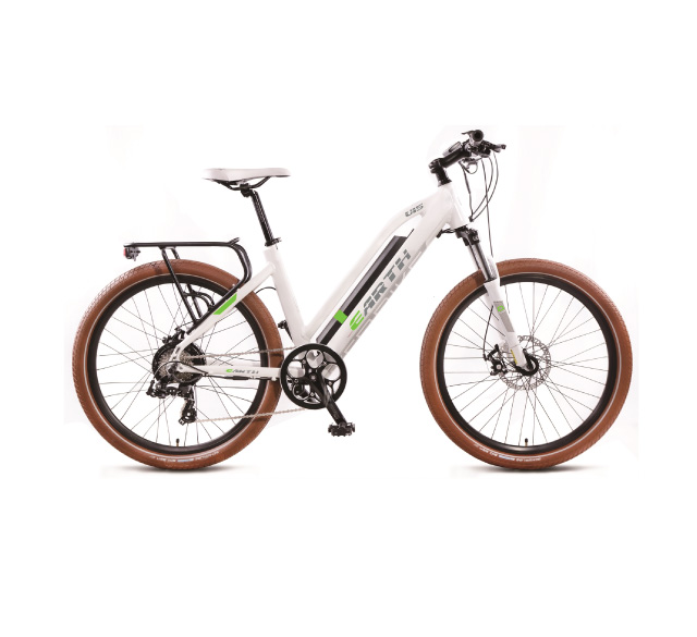 Ebike Hire Brisbane - Earth UI5 Electric Bike