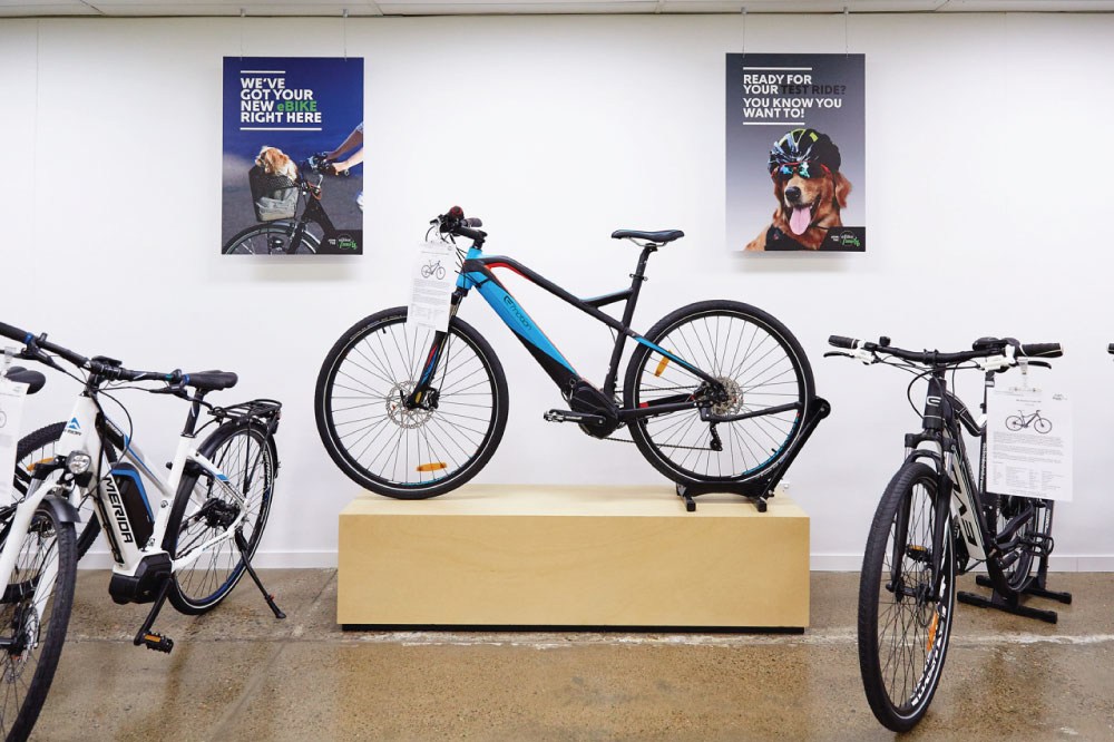 Electric Bikes Brisbane - BH Emotion Revo Cross