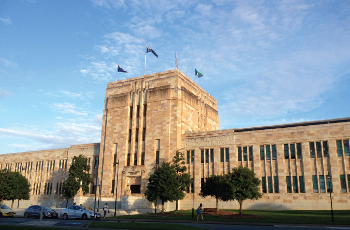 University Of Queensland Brisbane