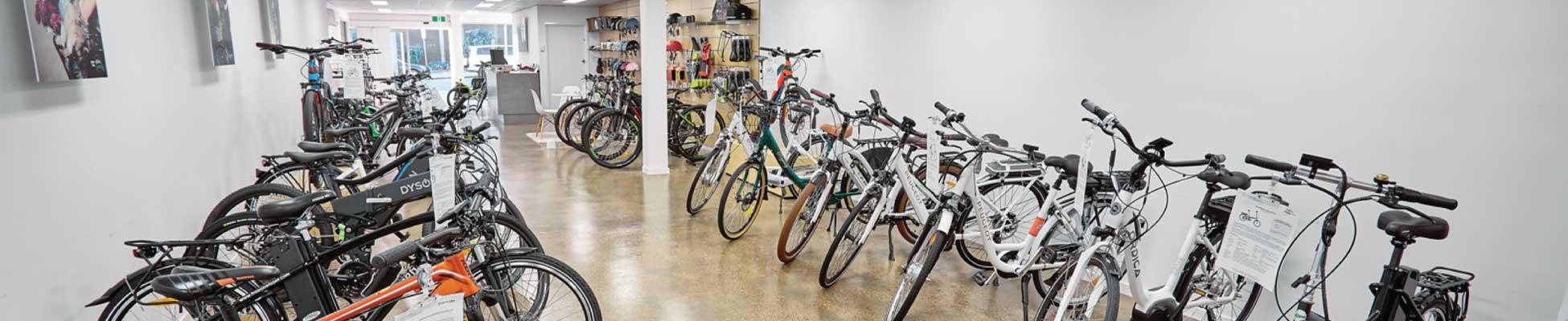 Ebike Hire Brisbane - Milton Store