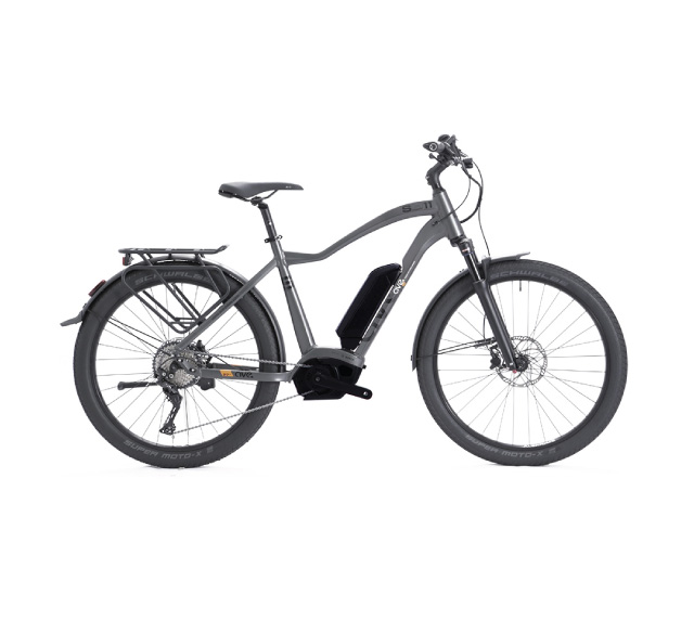 Ebike Hire Brisbane - AVE SH11 Adventure Electric Bike